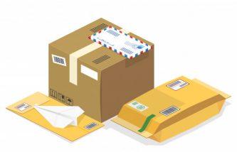 Pakketjes versturen kosten